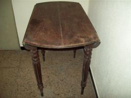 Foto 4 Tisch Jugendstil rund