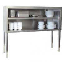Tischaufsatzschränke, offen