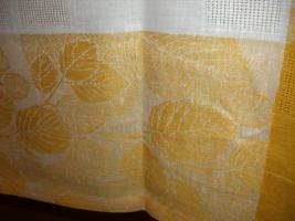 Foto 2 Tischdecken aus 100 % Leinen