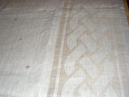 Foto 4 Tischdecken aus 100 % Leinen