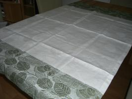 Foto 7 Tischdecken aus 100 % Leinen