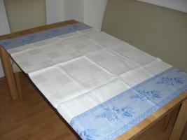 Foto 16 Tischdecken aus 100 % Leinen