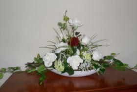 Foto 2 Tischgestaltung zur Hochzeit