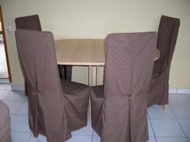 Foto 3 Tischgruppe terra/buche