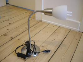 Tischlampe mit Energie-Spar-Lampe