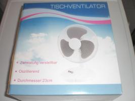 Foto 2 Tischventilator