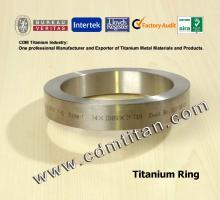 Foto 3 Titan Schmiedestück, Titan Ring, Titan Kreisring, Titan Schreibe/Ronde