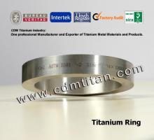 Foto 4 Titan Schmiedestück, Titan Ring, Titan Kreisring, Titan Schreibe/Ronde