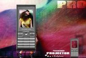 Foto 3 Titanium Projector Dual SIM Handy mit Beamer!!!