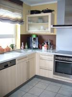Tolle Küche mit TOP Geräten von Siemens, zeitlos schön