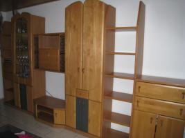 Foto 2 Toller und schöner Wohnzimmerschrank Echtholz