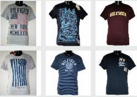 Tommy Hilfiger Denim T-Shirts Sonderposten Mischposten