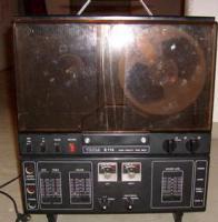 Tonband Tesla B 116