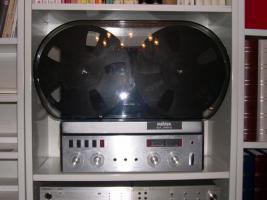 Foto 2 Tonbandgerät Revox Modell A77