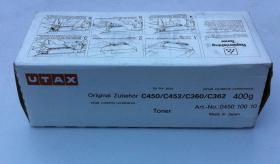 Toner original Utax f�r C450-452-360-362 400g