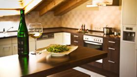 Foto 3 Top Küche, neuwertig und einfach lecker...