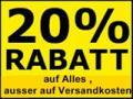 Top Rabatt 20% Rabatt bis 31.01.2016