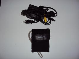 Top Sony Cyber-shot DSC-W50 im super Zustand