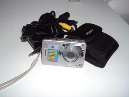 Foto 2 Top Sony Cyber-shot DSC-W50 im super Zustand