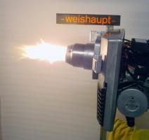 Foto 2 Top geprüfter Weishaupt wl10 Ölbrenner WL 10 A-H Brenner überholt wie NEU:::