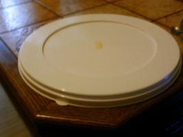 Foto 2 Tortenhauben zu verschenken