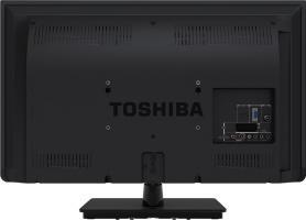 Foto 2 Toshiba 22L1333G (22 Zoll) LED Fernseher, Full HD, DVB-T/C