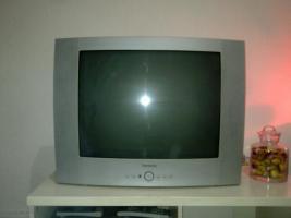 Toshiba Fernseher + DVD Player + Board