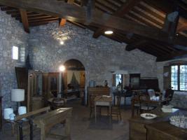 Toskanische Möbel