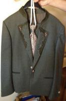 Trachtenanzug (Jacke - Hose + Krawatte) von Zeiler Gr��e: 52