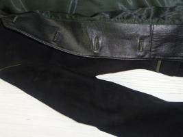 Foto 2 Trachtenblazer, schwarz, weiches Wildleder Fa. Meindl