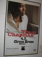 Tracy Chapman - Poster gerahmt