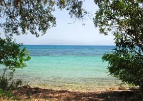 Träumen Sie von Ihrer eigenen Villa direkt am Strand auf der Insel Korfu/Griechenland?