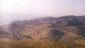 Traumgrundstück mit Panoramablick auf Ios/Griechenland