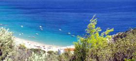 Traumgrundstücke nahe Meer/Griechenland