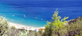 Traumgrundstücke nahe Meer auf dem Pilion/Griechenland