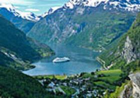 Foto 2 Traumhafte Kreuzfahrt zu den Atemberaubenden Norwegischen Fjorden 8 Tage ab 699, -€ mi AIDAaura!