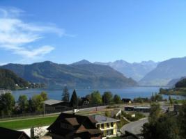 Foto 3 Traumhafte See- & Bergsicht an vorderster Lage