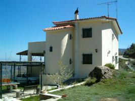Traumhafte Villa nahe der Ortschaft Kalavryta/Griechenland