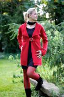 Traumhafte handgenähte Kleider in grossen Grössen  Designunikate günstig