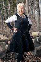 Foto 7 Traumhafte handgenähte Kleider in grossen Grössen  Designunikate günstig