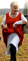 Foto 8 Traumhafte handgenähte Kleider in grossen Grössen  Designunikate günstig