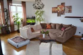 Foto 3 Traumhafte, 200qm gro�e, zentrale und sanierte Altbauwohnung