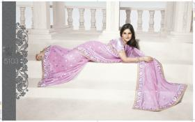 Traumhaftes Bollywood Sari (Saree) new