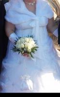 Foto 10 Traumhaftes Brautkleid