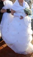 Foto 11 Traumhaftes Brautkleid