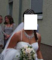 Foto 5 Traumhaftes Brautkleid (Blue By Enzoni)