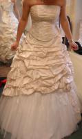 Foto 4 Traumhaftes Brautkleid Gr. 36/38 mit Zubehör