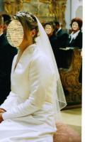 Foto 3 Traumhaftes Brautkleid von Lohrengel Gr.38