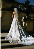 Foto 4 Traumhaftes Brautkleid von Lohrengel Gr.38