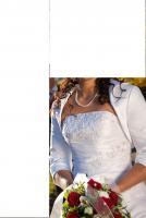 Traumhaftes Brautkleid zu verkaufen
